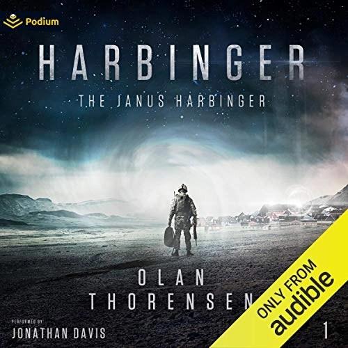 Harbinger by Olan Thorensen