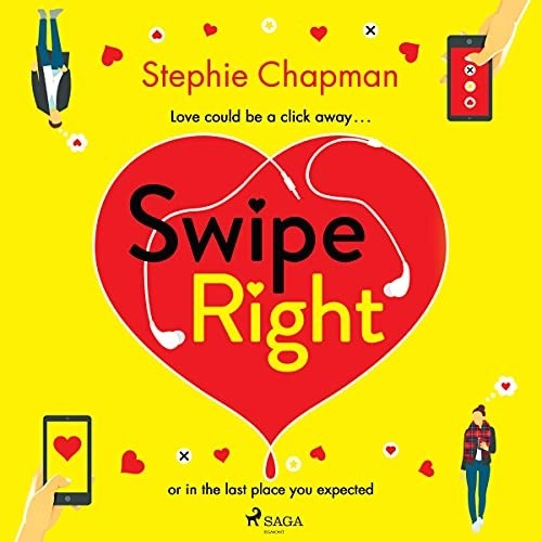 Swipe Right by Stephie Chapman