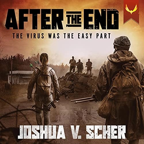 After the End by Joshua V. Scher