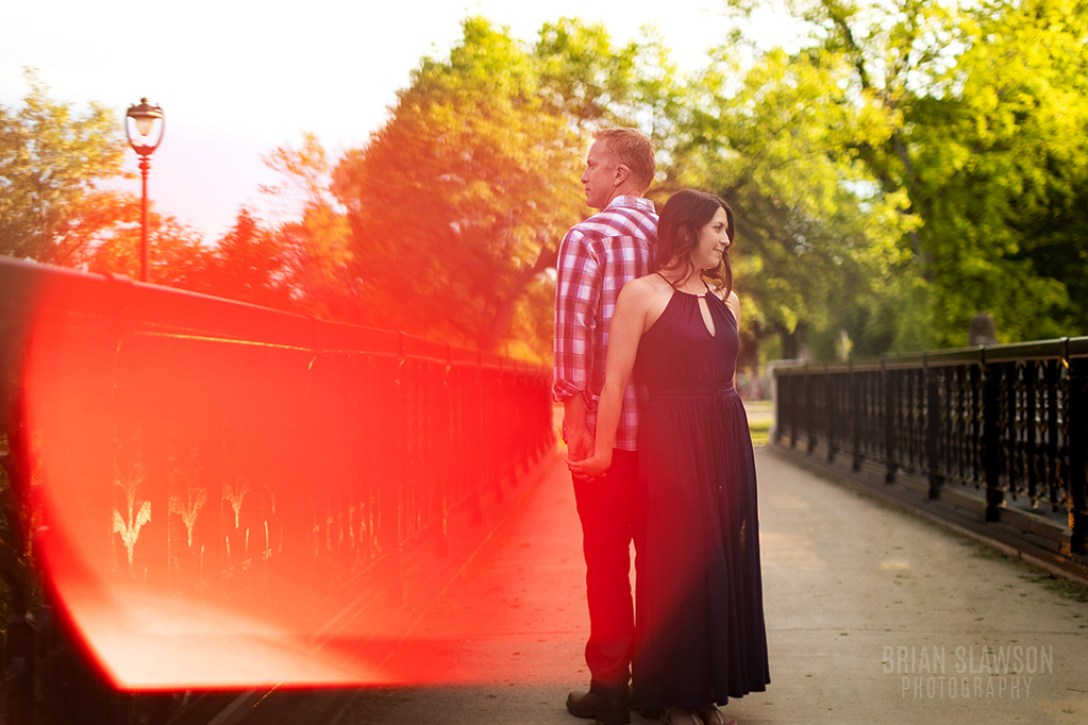 Lake Park Wedding