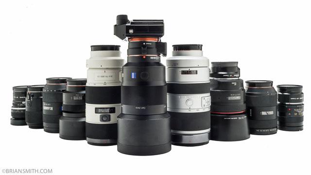 Sony-A7R-lenses