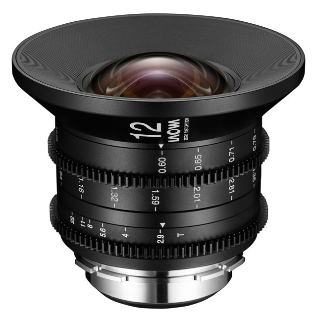 Venus Optics Laowa 12mm T2.9 Full Frame Cine Prime Lens