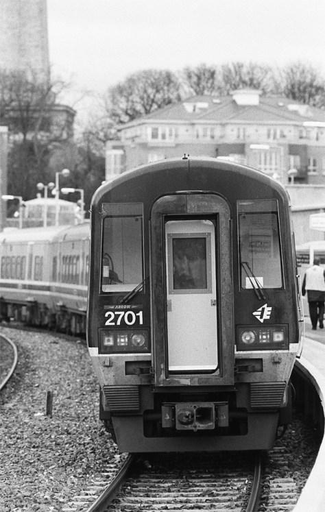 Irish Rail 2700-series DMUS