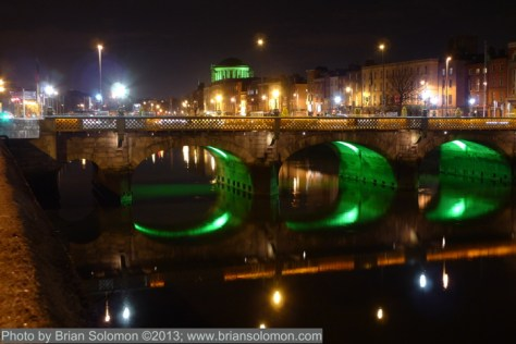 Grattan Bridge, Dublin