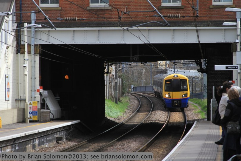 London Overground.