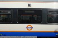 London Overground Train.