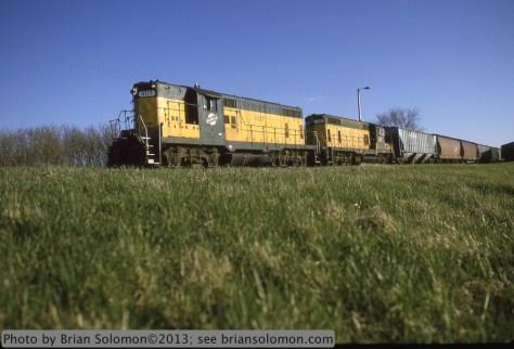 C&NW Jefferson Junction, Wisconsin
