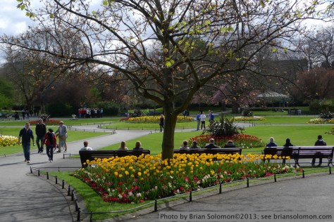 St Stephens Green,