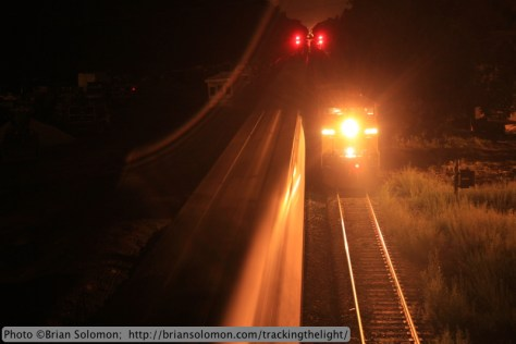 2 CSX_CP64_ballast_train_at_night_IMG_2752