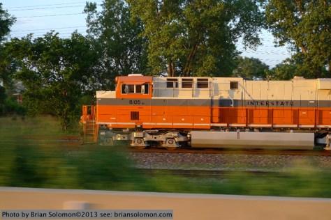 NS Interstate Heritage Unit