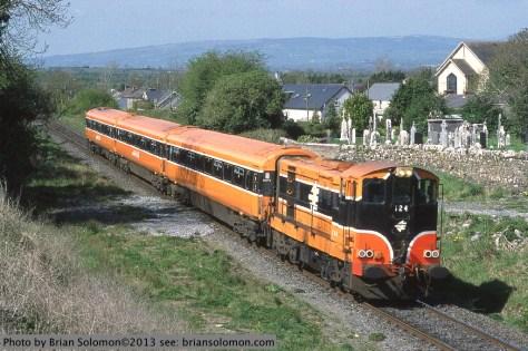 Irish Rail class 121