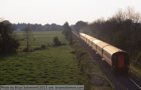 Irish Rail Sligo LIne