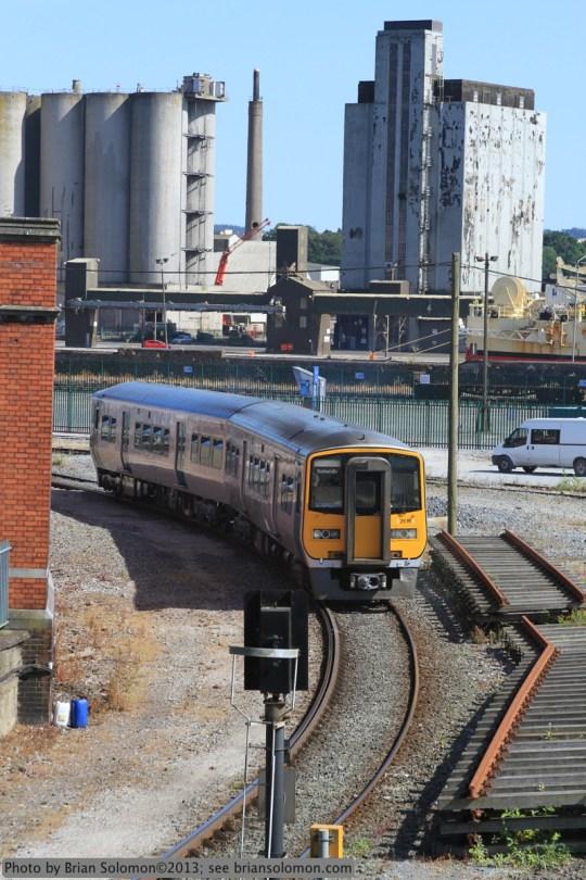 Irish Rail 2800s.