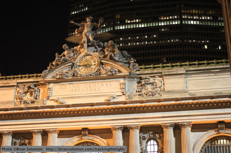 Grand Central New York City