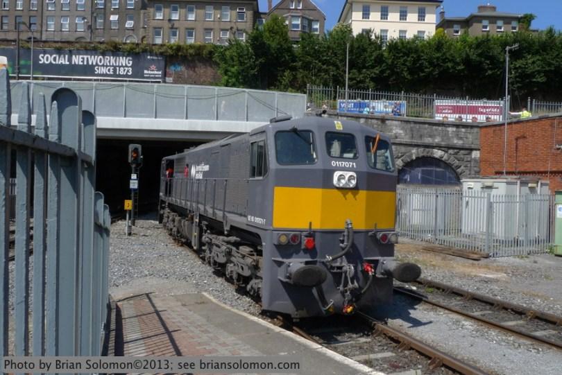 Irish Railway Record Society special, 20 July 2013.