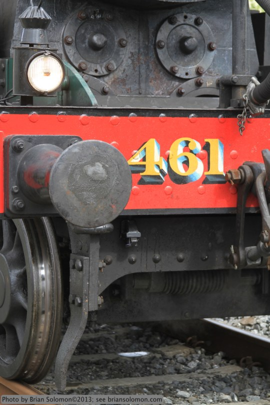 Dublin & South Eastern Railway 461