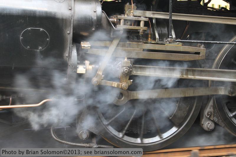 Locomotive drive wheel