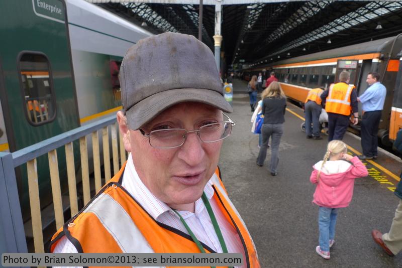 Steam to Kilkenny, August 25, 2013