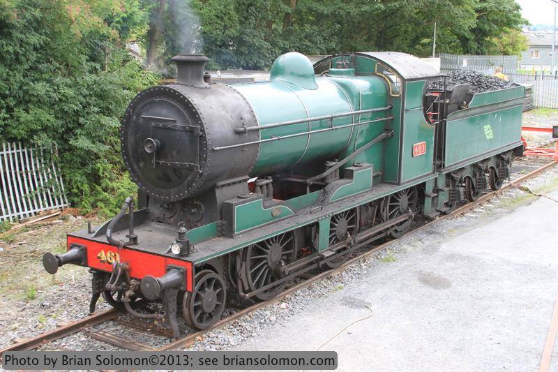 Locomotive 461