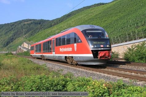 Desiro railcar