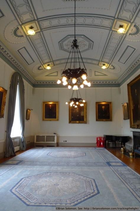 Royal College of Surgeons Ireland. Lumix LX3 photo.