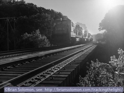 Conrail at Palmer.