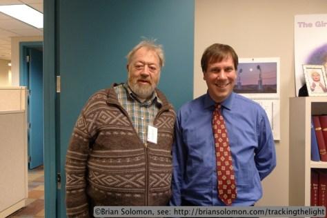John Gruber and Matt Van Hattem.