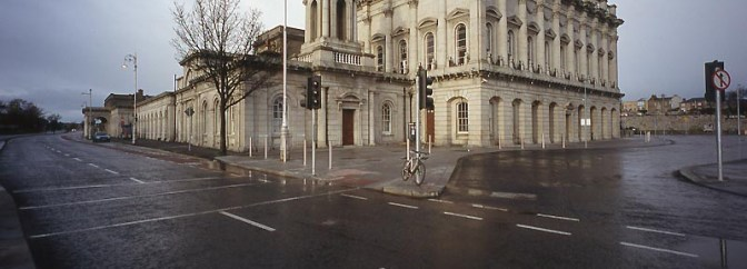Dublin's Heuston Station