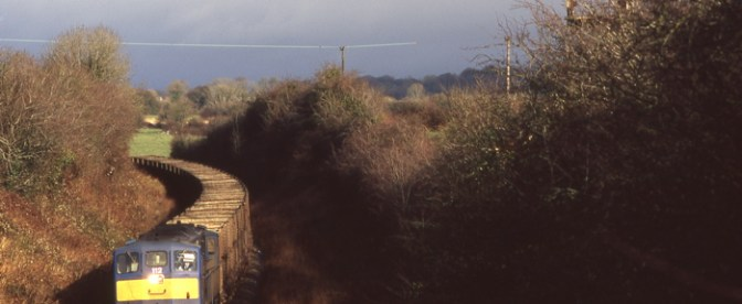 DAILY POST: Sugar Beet at Thomastown, November 2003