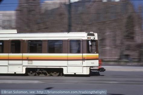 Buffalo Light Rail