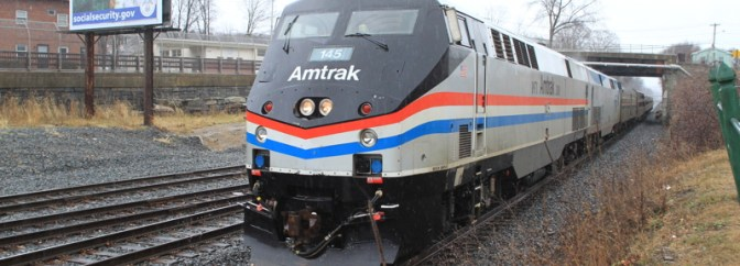 DAILY POST: Amtrak's Lake Shore Limited