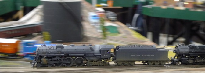 Amherst Railway Society's Big Railroad Hobby Show—Part 1