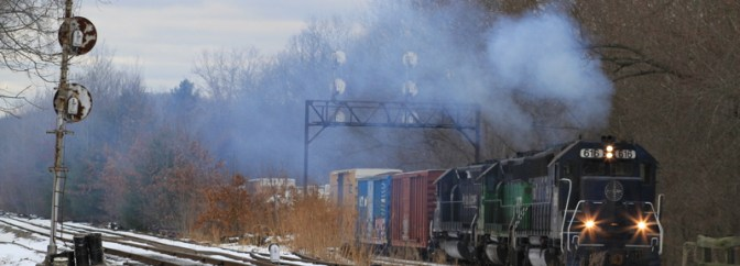 DAILY POST; Retro Railroading at Greenfield