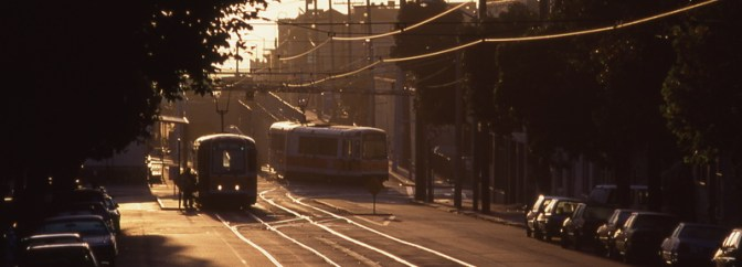 DAILY POST; San Francisco Sunrise, 1992.