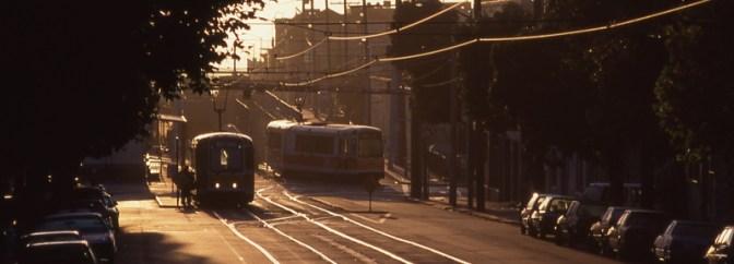 DAILY POST; San Francisco Sunrise, 1992.