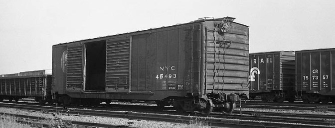 Daily Post; New York Central in 1984