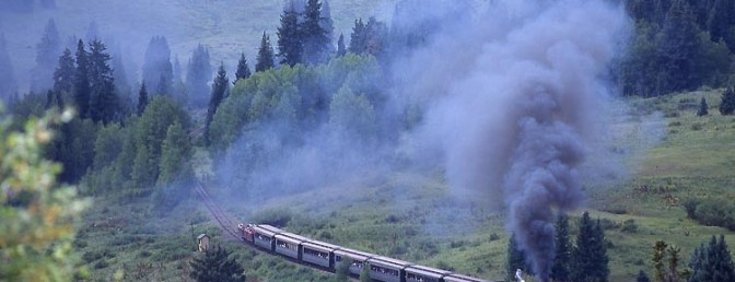 Cumbres & Toltec Scenic at Windy Point—Daily Post