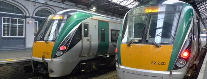 Irish Rail Trip to Co. Mayo—Daily Post.