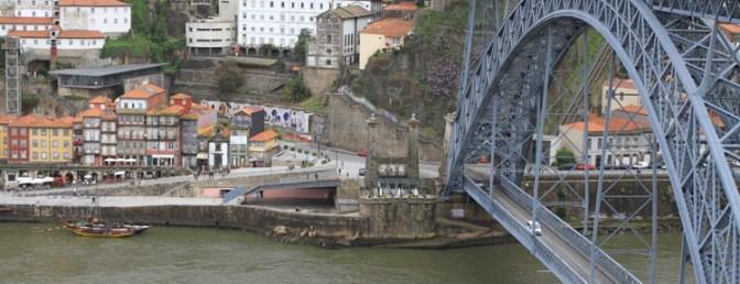 Eiffel Bridge, Porto.