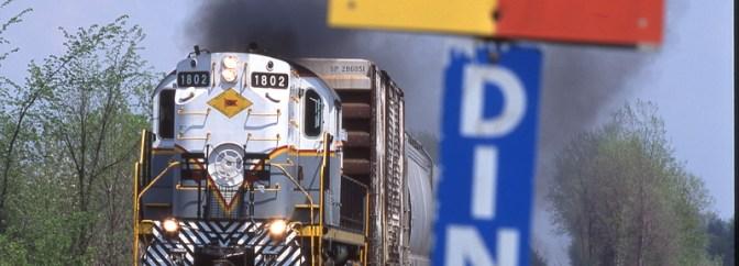 Genesee Valley Transportation, Falls Road Railroad