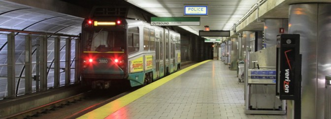 Boston Green Line Subway—Tracking the Light Daily Post.