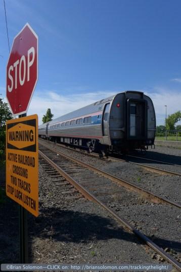 Train 145, Springfield.