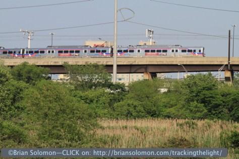 SEPTA's Airport Train.