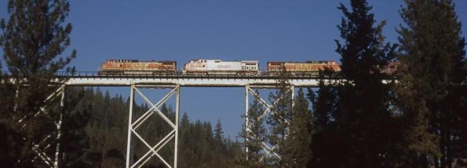 Clio Viaduct, California