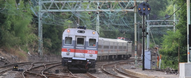 Tracking the Light Daily Post: SEPTA at Overbrook, Pennsylvania—Part 2