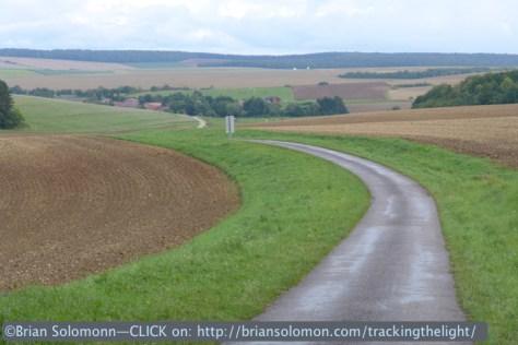 Argonne Battle site near Verdun