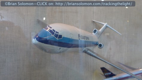 North Carolina Transportation Museum has plenty of regular exhibits. I recall flying Eastern Airlines back in the day.