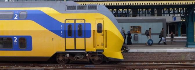 Nederlandse Spoorwegen at Den Bosch