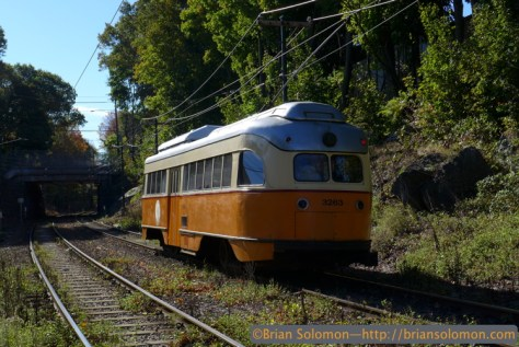 PCC cars benefit from rapid acceleration.