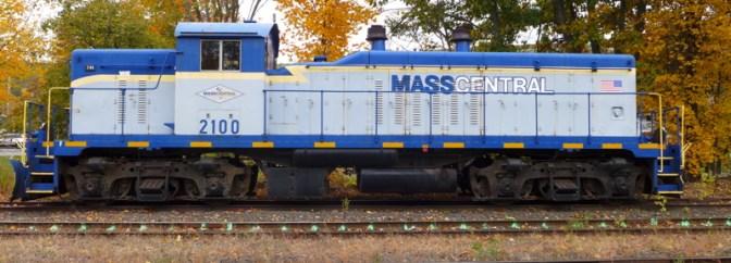 Mass-Central 2100, Ware, Massachusetts.